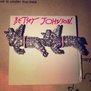 BETSEY Pegasus Earrings